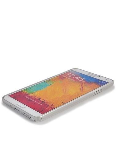 Microsonic Ultra Thin 0.2Mm Kılıf Galaxy Note3 N9000 Beyaz Renkli